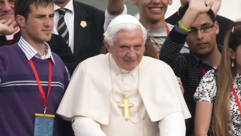 Papież Benedykt XVI, fot. archiwalna