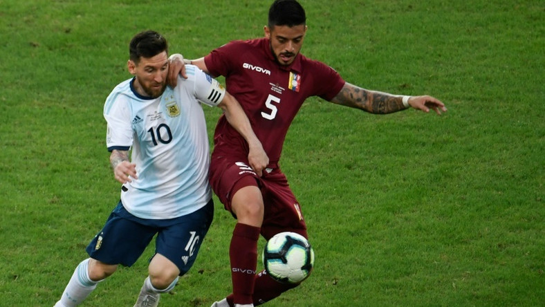 Lionel Messi has been far from his best at the Copa America but Argentina are improving as they progress through the tournament