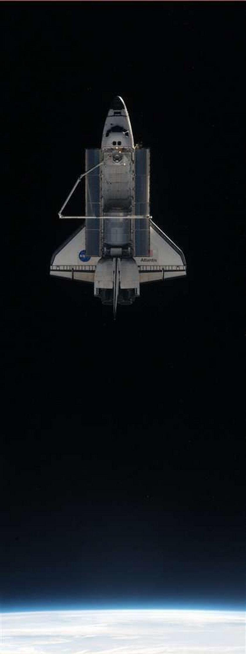 Atlantis wylądował. Koniec ery promów