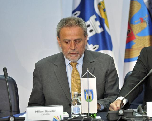 Gost je bio i Milan Bandić