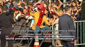 """""""Spider-Man: Homecoming"""": relacja ze światowej premiery"""