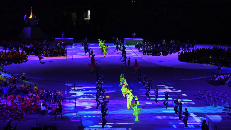 Ceremonia zamknięcia igrzysk paraolimpijskich
