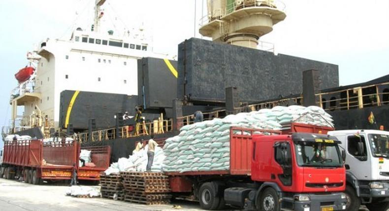Ghana Port
