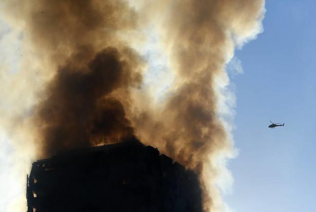 Pożar Grenfell Tower w Londynie