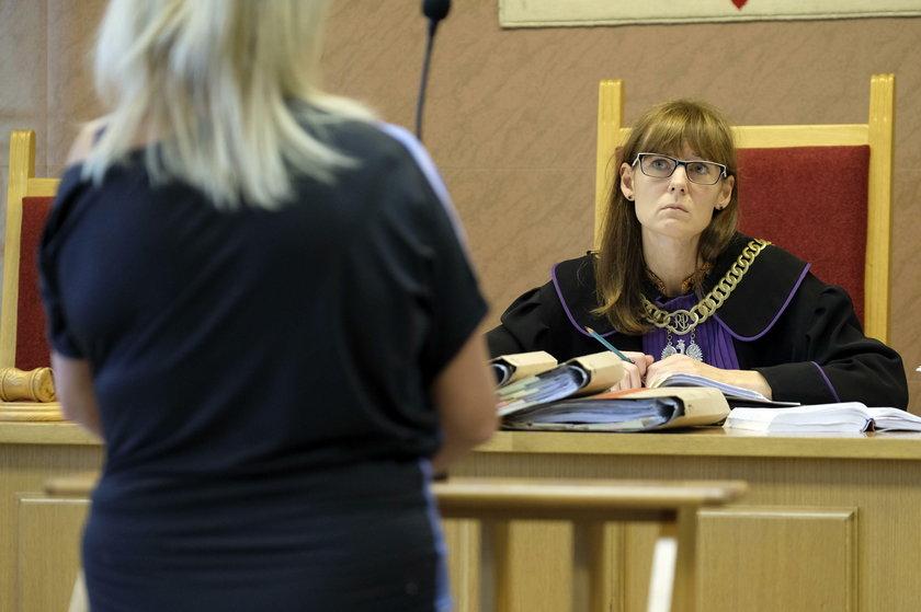 Sędzia Anna Orzechowska z Sądu Rejonowego w Katowicach