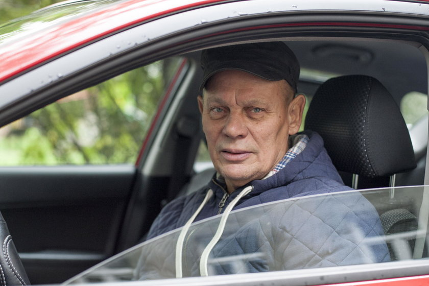 Henryk Sobczyk (66 l.), kierowca z Sosnowca