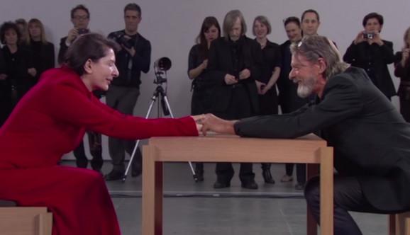 Marina i Ulaj: Susret u Muzeju moderne umetnosti u Njujorku