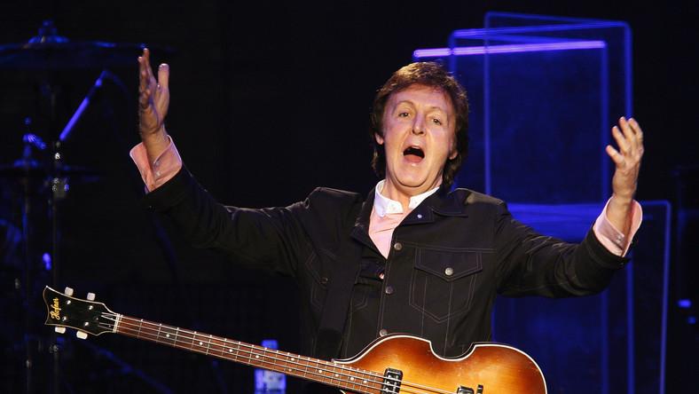 Ringo Starr nie konkuruje z Paulem McCartneyem