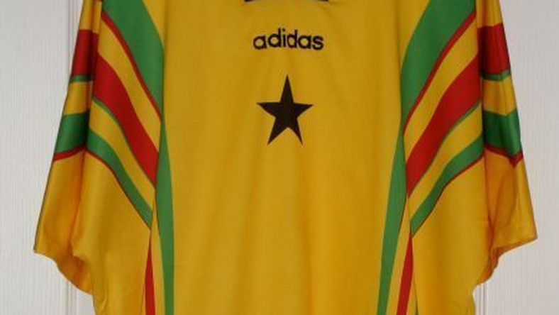 san francisco 5d34f ab19f Black Stars to revert to previous jersey for AFCON 2019 ...