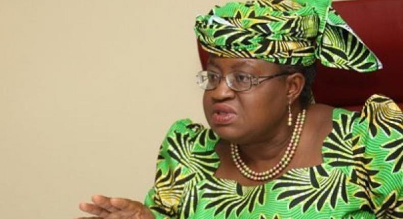 Nigeria's Finance Minister, Dr. Ngozi Okonjo-Iweala