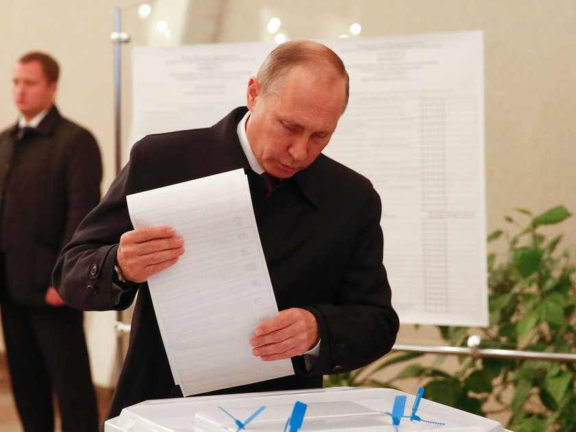 Wybory do Dumy Państwowej. Na kogo zagłosują Rosjanie?