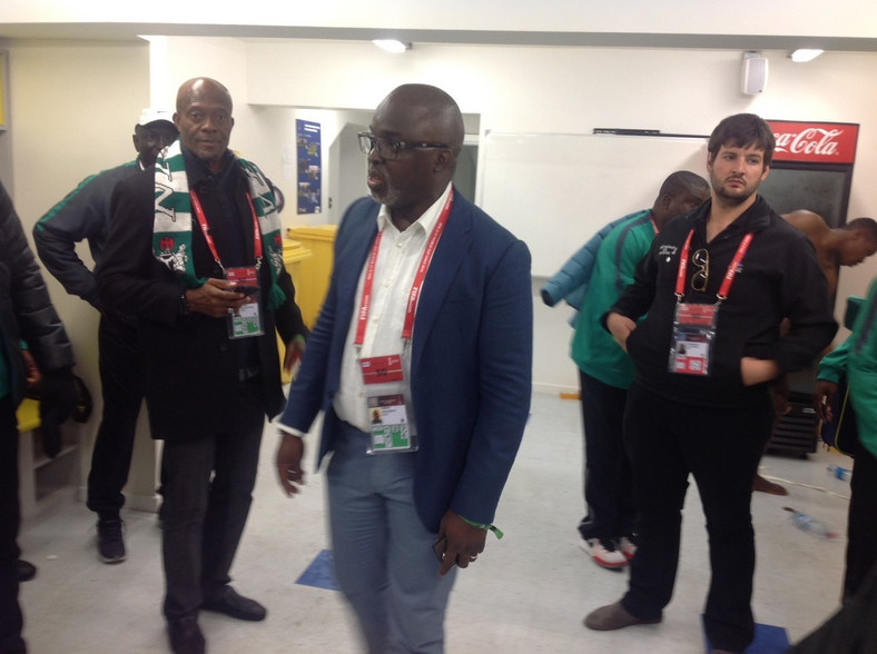Amaju Pinnick has several times deny allegations of financial double-dealing in the NFF