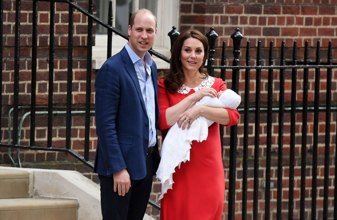 Kejt Midlton nepunih sedam sati nakon porođaja