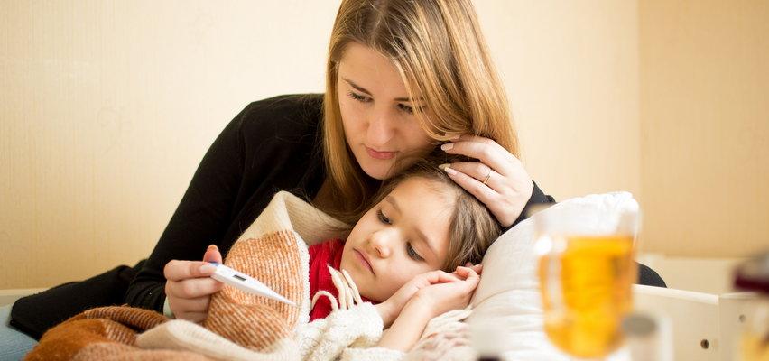 Coraz więcej przypadków grypy w Polsce. Alarmujące dane!