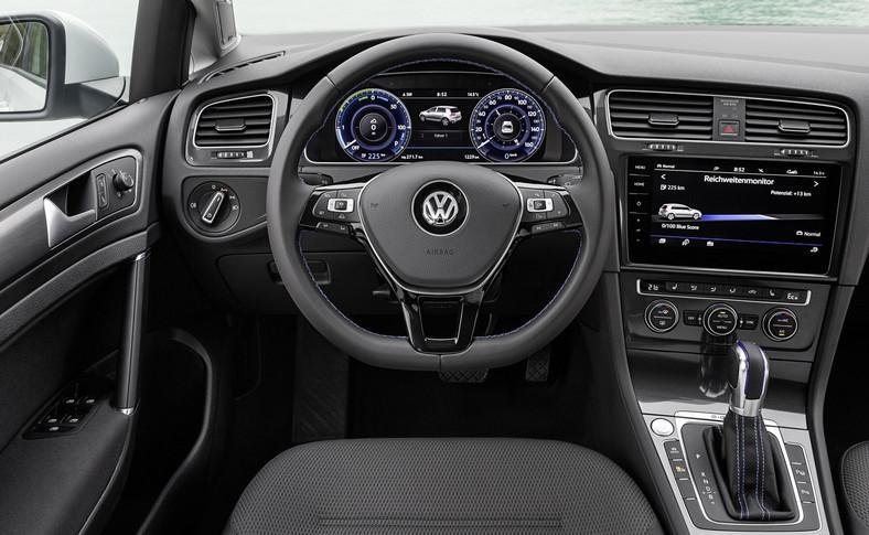Volkswagen e-Golf będzie nadal wytwarzany w głównym zakładzie w Wolfsburgu, a teraz także w Dreźnie