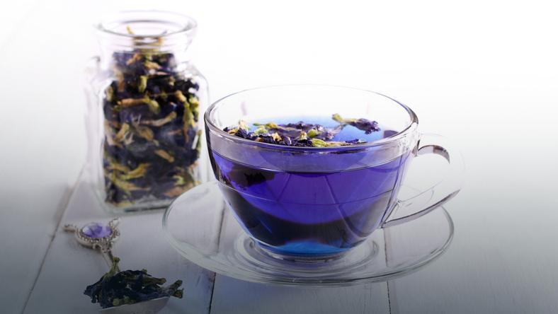 Butterfly Pea Tea