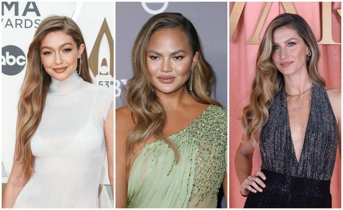 I slavne dame rado nose bronde nijansu
