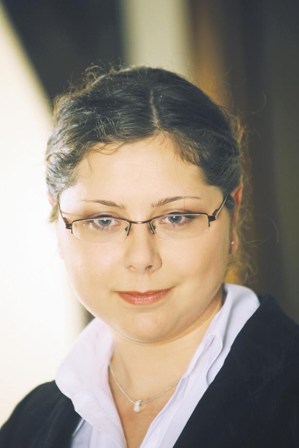 Emilia Florek, radca prawny, wspólnik w kancelarii Ostrowski i Wspólnicy