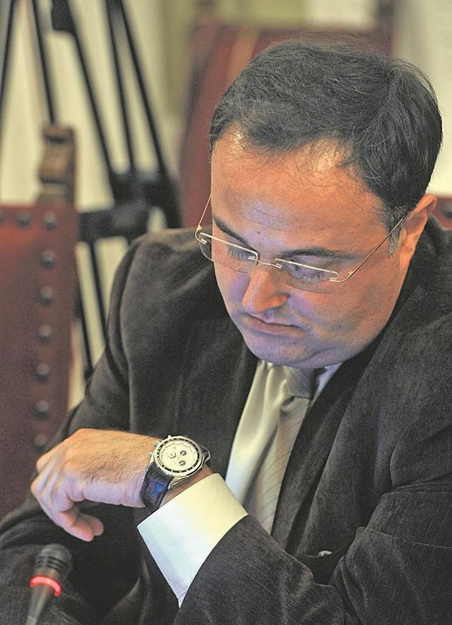 Morao da promeni sat zbog opklade: Zoran Babić