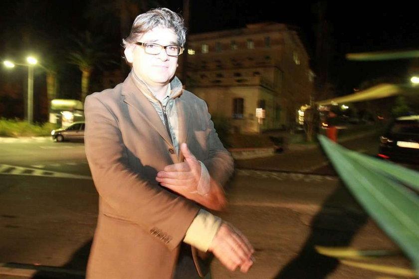 On uratował dłoń Kubicy