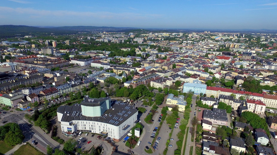 Kielce (fot. J.Siłakiewicz um.kielce.pl)