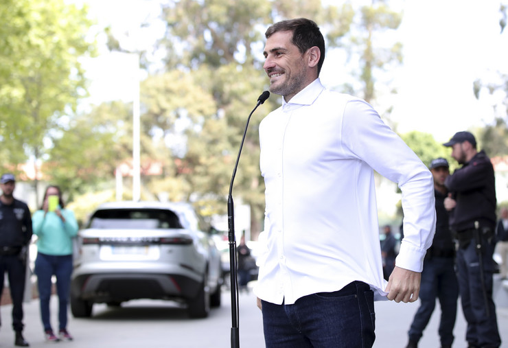 Iker Kasiljas