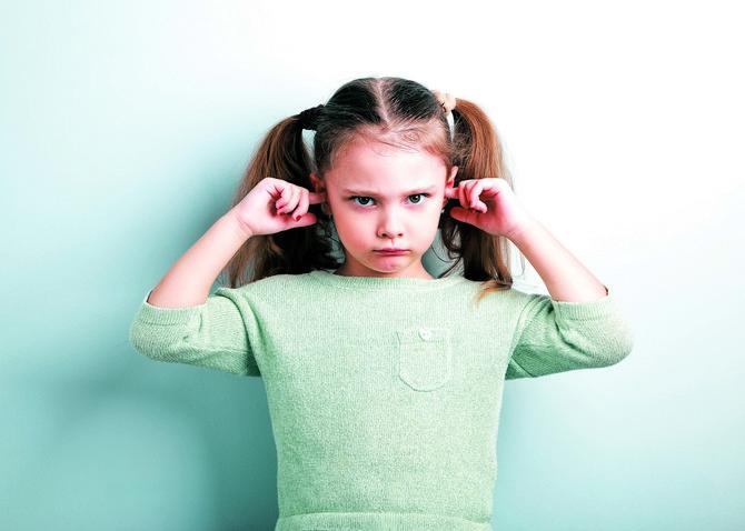 Ako ne reagujete na vreme, ignorisanje vaših molbi preći će detetu u naviku