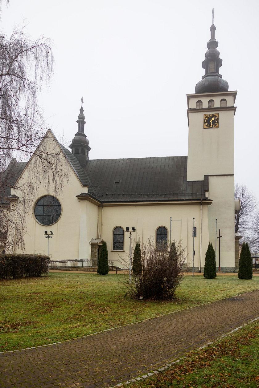 Kościół św. Franciszka w Bielsku-Białej - Wapiennicy
