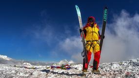 Olek Ostrowski chce zjechać z Gasherbruma II. Można mu pomóc