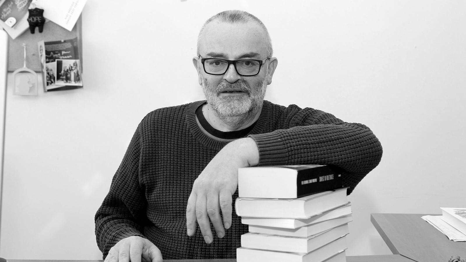 Nie żyje publicysta Piotr Bratkowski. Przegrał walkę z ciężką chorobą