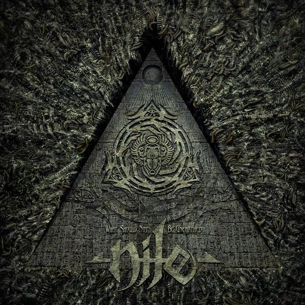 "Nile ""What Should Not Be Unearthed"""