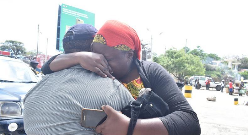 Family of Mariam Kigenda & Daughter Amanda