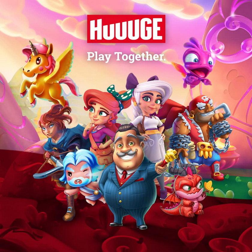 Debiut Huuuge Games na GPW