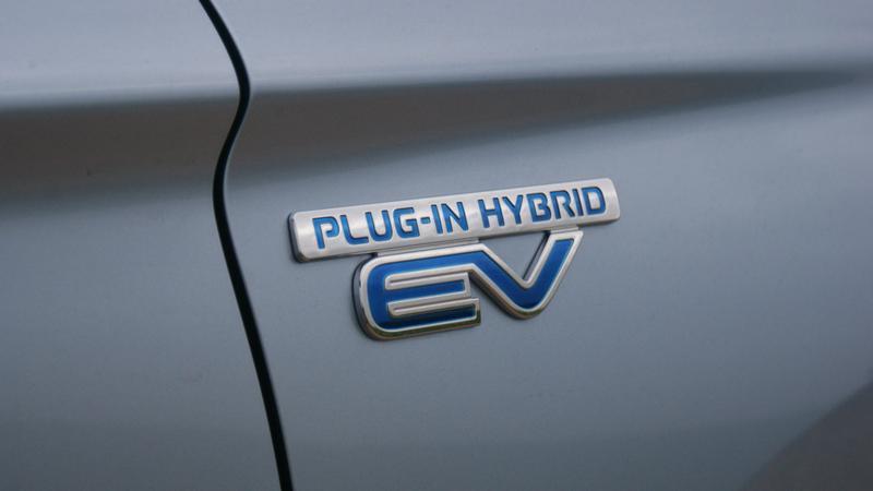 Mitsubishi Outlander PHEV - samochód hybrydowy