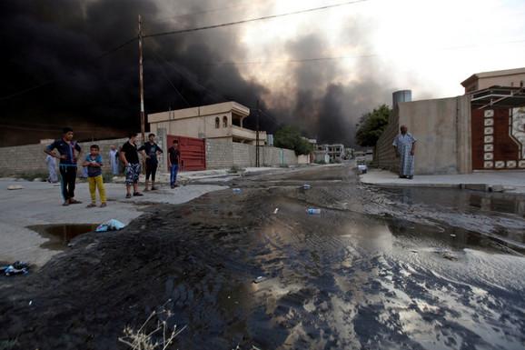 Ovako Irak izgleda posle