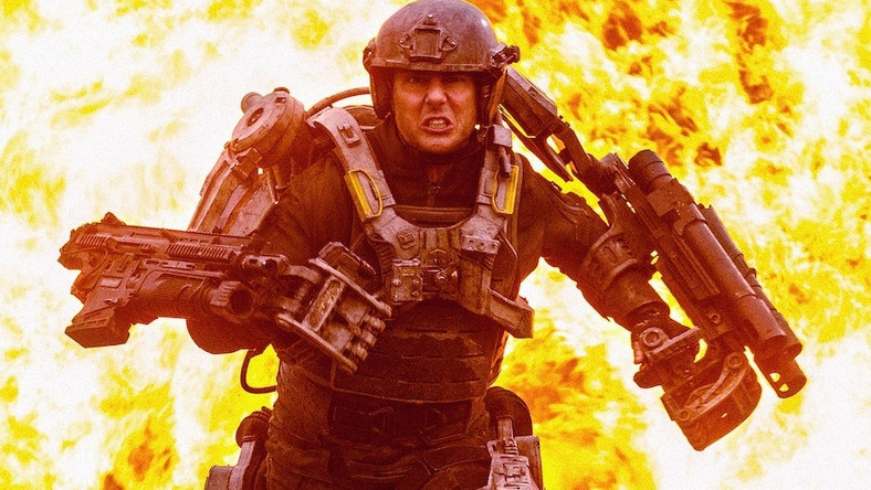"""Tom Cruise w """"All You Need is Kill"""""""