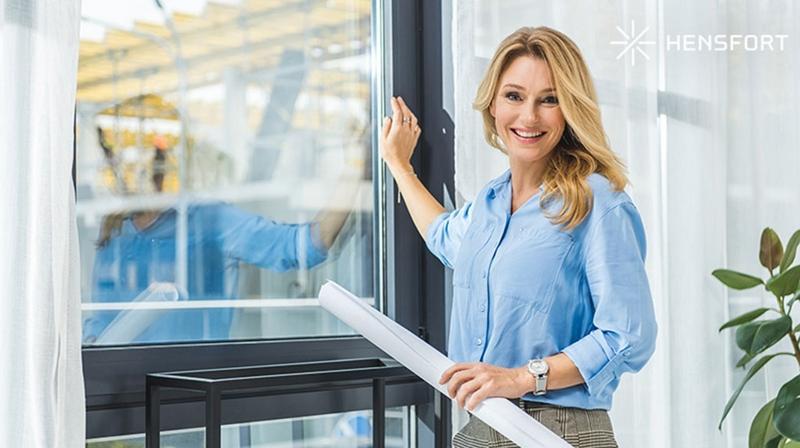 Hensfort - Okna wybierane przez Inwestorów - w domu i biznesie