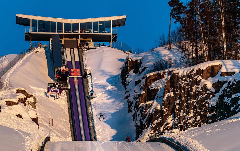 NOR, FIS Weltcup Ski Sprung, Raw Air, Vikersund