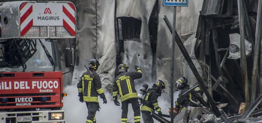 Katastrofa samolotu w Mediolanie. Zginął miliarder z rodziną