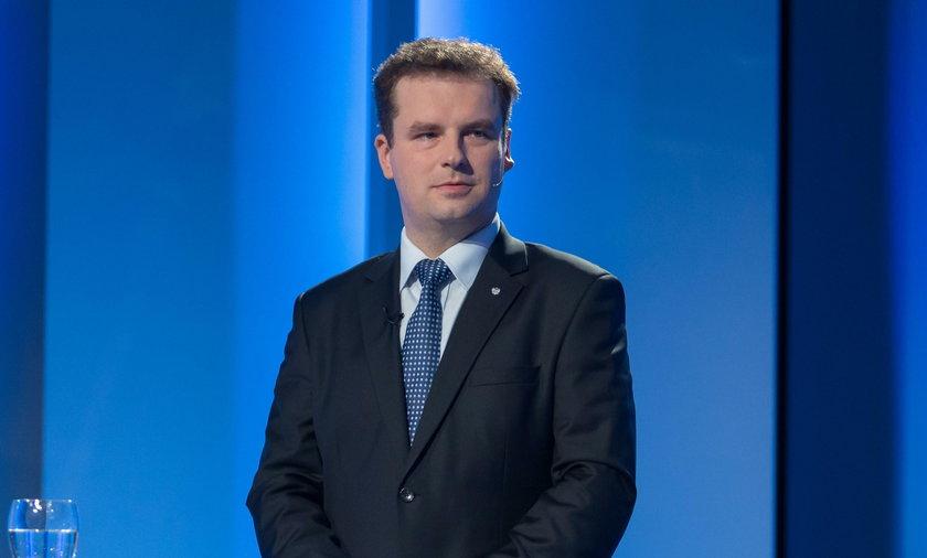 Poseł Jacek Wilk