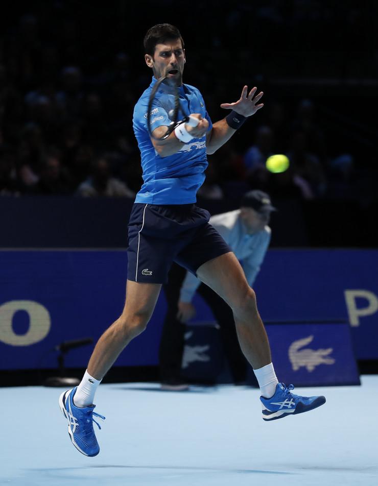 Novak Đoković, Mateo Beretini