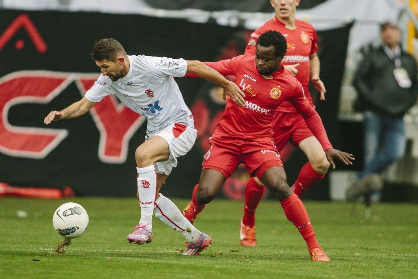 Derby Łodzi zakończyły się remisem 2-2