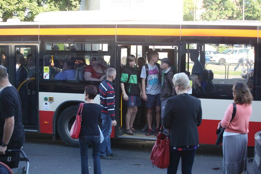 Autobus w Gdańsku