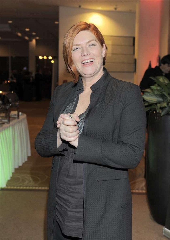 Katarzyna Dowbor: Będę patrzeć na upadek Dwójki