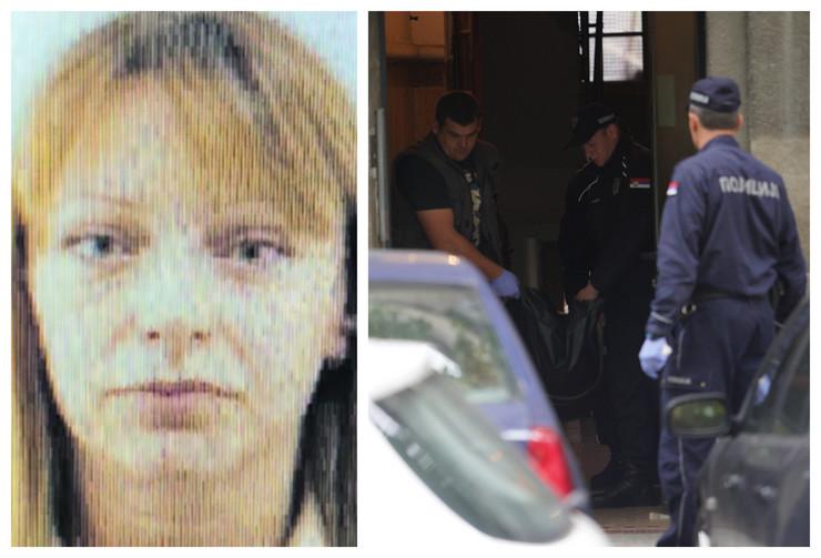 Jelena Spasić ubijena je na Vračaru