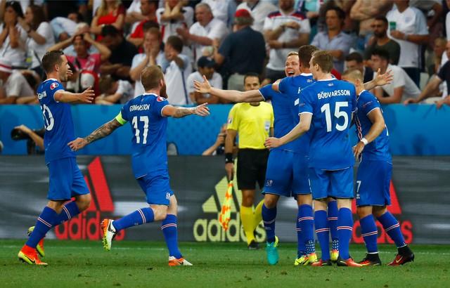 Fudbalska reprezentacija Islanda