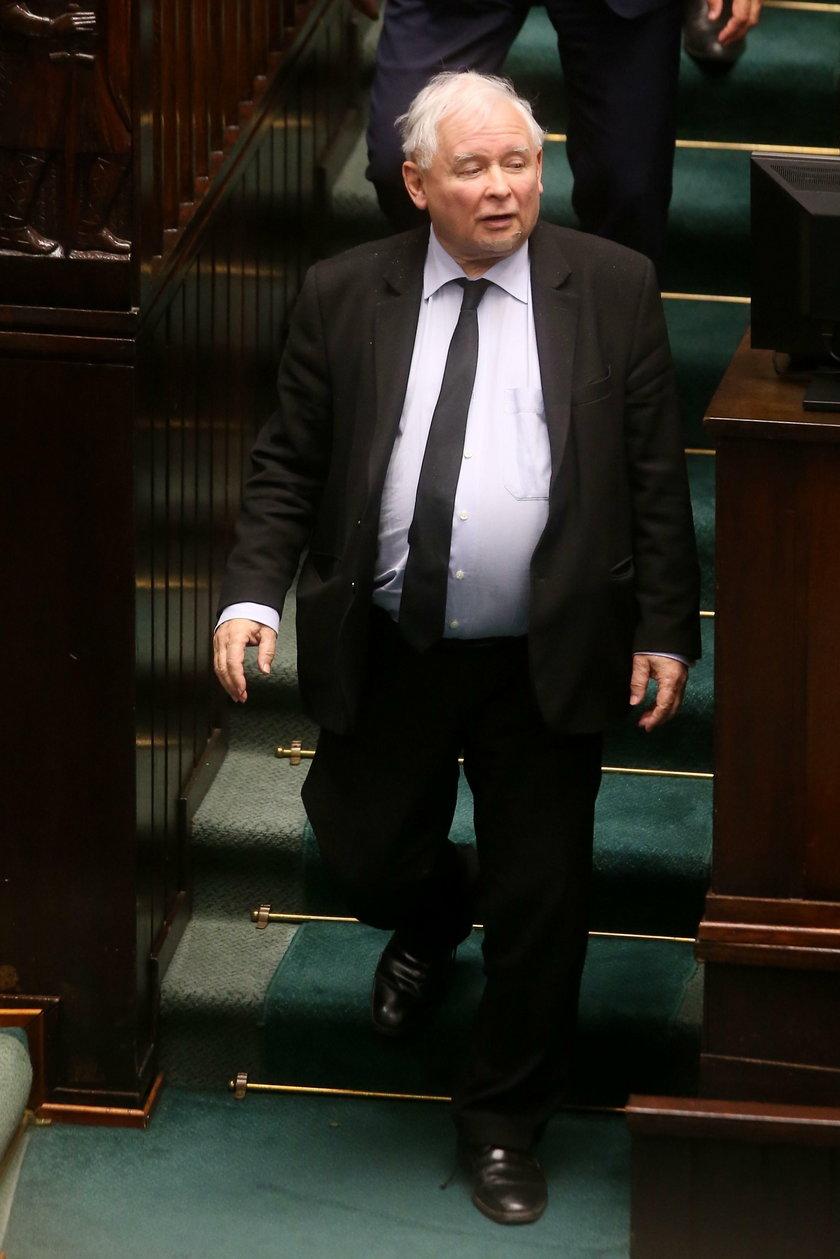 Janusz Gajos skrytykował Jarosława Kaczyńskiego