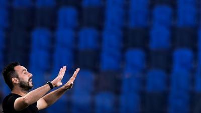 Furious Sassuolo coach wants to boycott Milan game over Super League coup d'etat