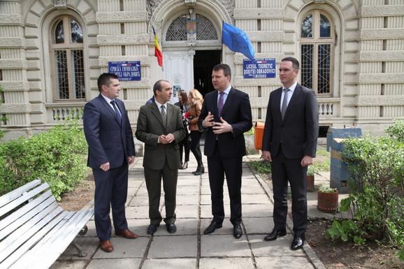 Srpska gimnazija ''Dositej Obradović'' u Temišvaru