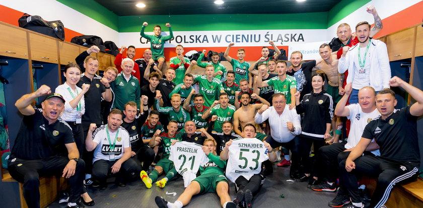 Tylko Śląsk Wrocław bez porażki w ekstraklasie. Pierwsze miejsce na wyciągnięcie ręki